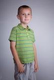 Blonde kid Royalty Free Stock Photo