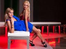 Blonde Mädchen Lizenzfreie Stockfotos