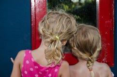Blonde Mädchen Lizenzfreie Stockfotografie