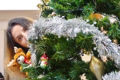 Christmas spirit Royalty Free Stock Image