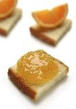 Blonde Orangenmarmelade Stockbilder