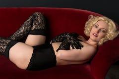 Blonde Royalty Free Stock Photos