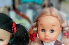 Blonde Puppe Lizenzfreies Stockbild