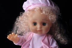 Blonde Puppe Lizenzfreie Stockfotografie