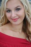 Blonde Immagine Stock Libera da Diritti