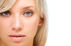 Blonde woman Royalty Free Stock Image