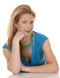Blonde woman Stock Photos