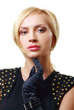 Blonde Woman Royalty Free Stock Image