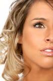 Blonde woman Royalty Free Stock Photo