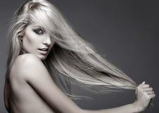 Free Blonde Woman Royalty Free Stock Photo - 45867395