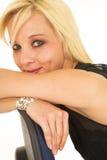 BlondeFace #6 Lizenzfreies Stockbild