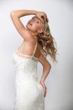 Blonder Engel Lizenzfreie Stockfotografie