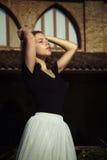 Blonder Italiener Lizenzfreie Stockfotografie