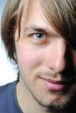 Blonder junger Mann Stockbilder