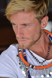 Blonder Mann Lizenzfreie Stockbilder