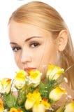 Blonder Sweety Lizenzfreie Stockbilder