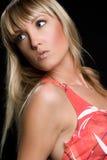 Blondes Baumuster Lizenzfreie Stockfotografie