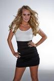 Blondes Baumuster Lizenzfreies Stockfoto