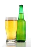 Blondes Bier Lizenzfreies Stockfoto