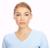 Blondes Cutie Lizenzfreie Stockbilder