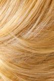 Blondes Haar mit Grau Stockbilder