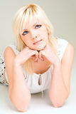 Blondie Royalty Free Stock Photos
