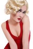 Blondie Royalty Free Stock Images