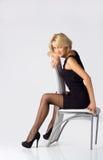 blondie dziewczyny potomstwa Zdjęcie Stock