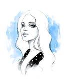 Blondie 1 Royalty Free Stock Image