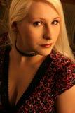 blondin red2 Royaltyfri Fotografi