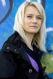 Blondine Lizenzfreie Stockbilder