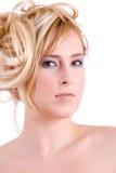 blondyn, zdjęcie stock