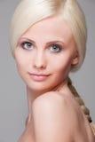 blondynek piękni potomstwa fotografia royalty free