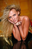 blondynka Obraz Royalty Free