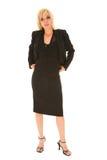 blondynka bizneswomanu young Zdjęcie Royalty Free