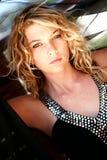 blondynka model obrazy stock