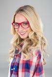blondynka model Fotografia Royalty Free
