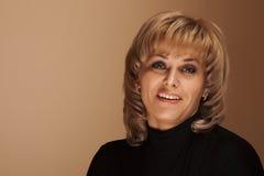 blondynka portret Fotografia Stock