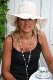 blondynka szwedzi zdjęcie stock
