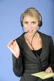 blondynki biznesowi ładni kobiety potomstwa Zdjęcia Royalty Free