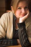 blondynki dorosła kobieta zdjęcie royalty free