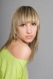 blondynki dziewczyna Fotografia Royalty Free