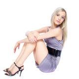 blondynki piękna dziewczyna obraz royalty free