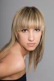 blondynki piękna dziewczyna Zdjęcie Stock
