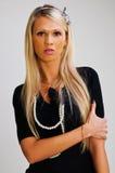 blondynki piękna dziewczyna zdjęcia royalty free