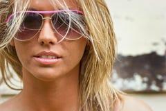 blondynki seksowny wzorcowy Zdjęcie Stock