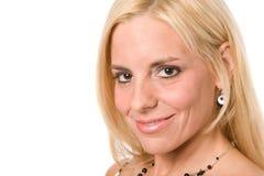 blondyny dorośleć kobiety obraz stock