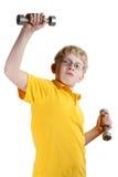 blont pojkebarn fotografering för bildbyråer
