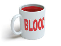 Blood Royalty Free Stock Photography