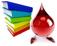 Blood Royalty Free Stock Images